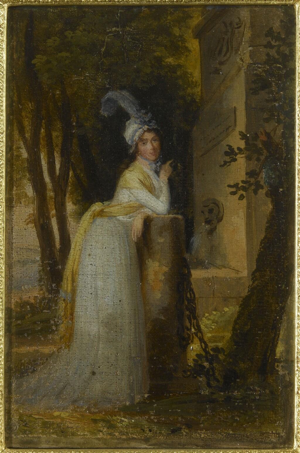 Louis Gauffier (1762-1801), peintre français installé en Italie Image407