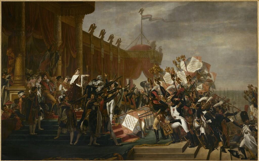 2021, année Napoléon. Bicentenaire de la mort de l'empereur Napoléon Ier.  - Page 2 Image429
