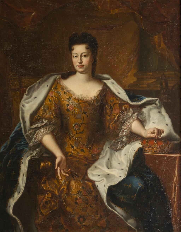 Élisabeth-Charlotte d'Orléans, duchesse de Lorraine et de Bar, grand-mère paternelle de Marie-Antoinette Image444