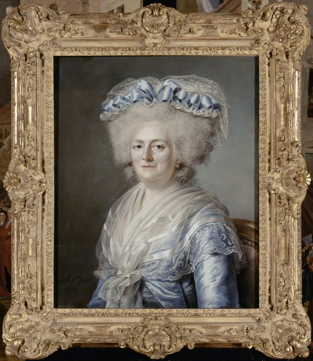 Adélaïde Labille-Guiard, peintre de Mesdames Image450