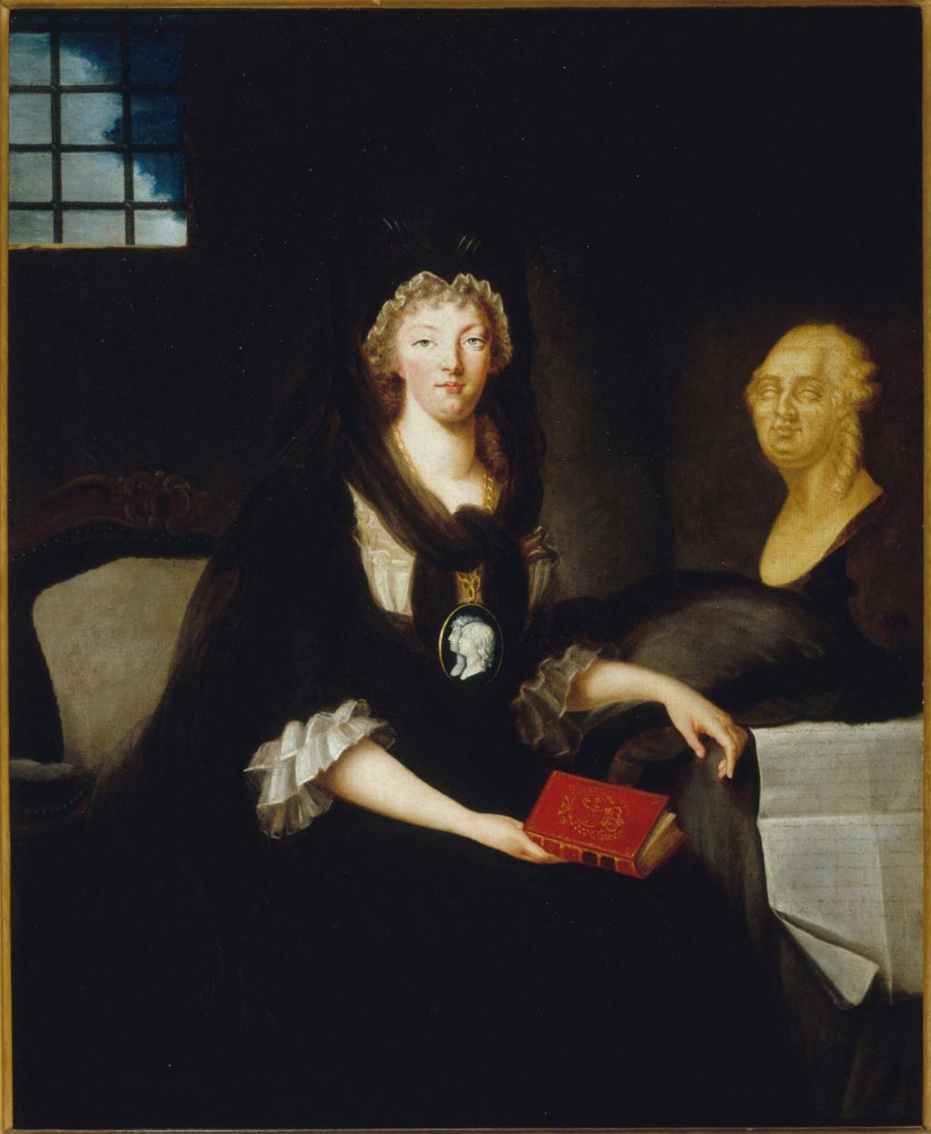 Portraits de Marie-Antoinette par la marquise de Bréhan Image_23