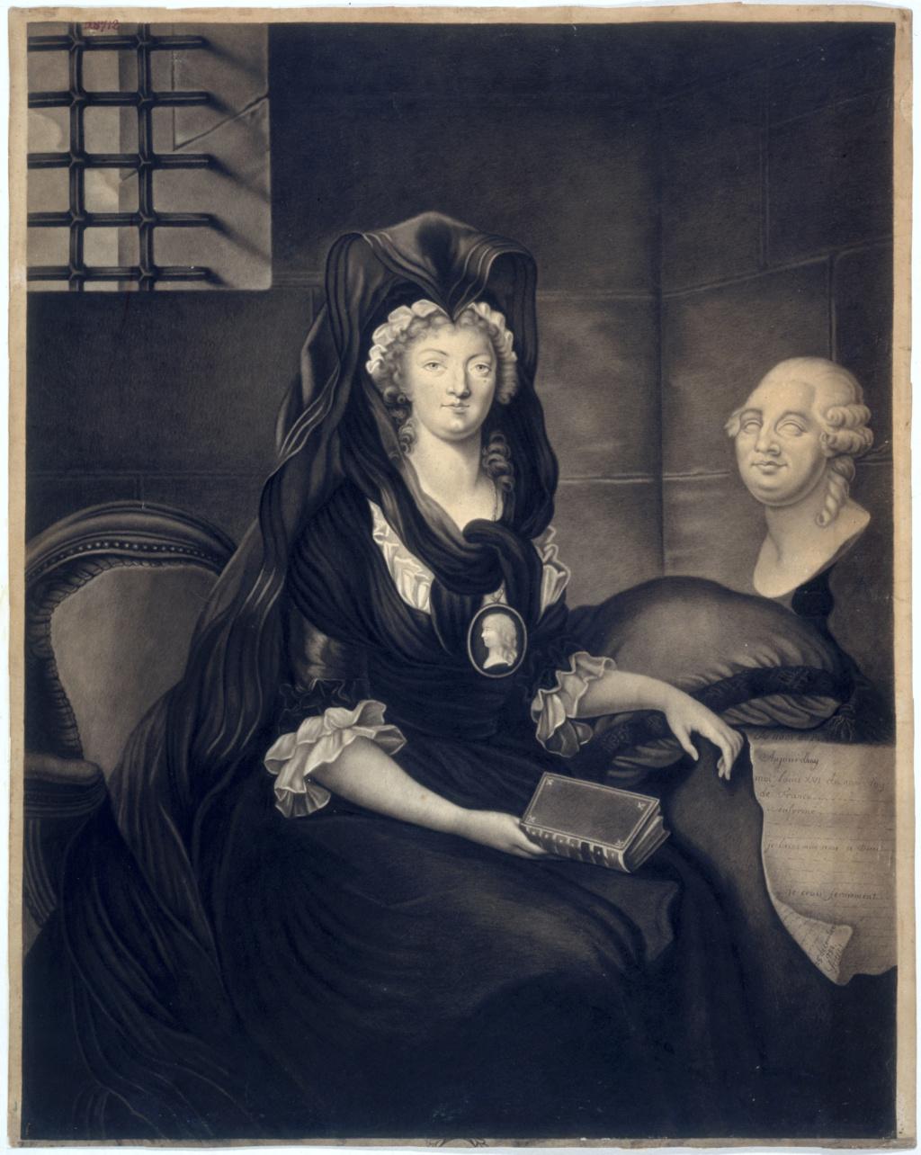 Portraits de Marie-Antoinette par la marquise de Bréhan Image_24
