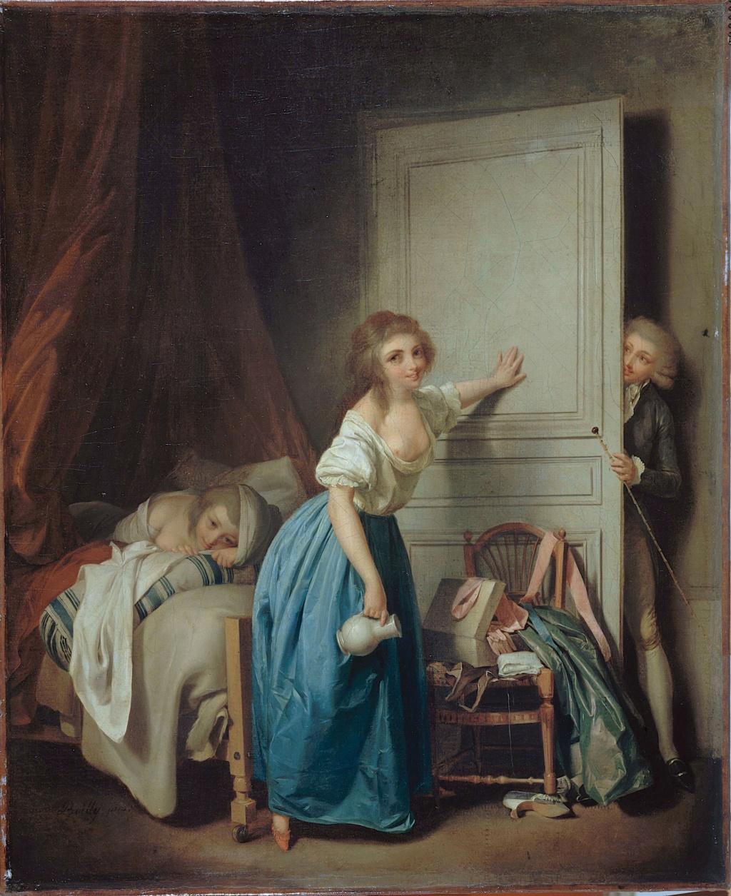 Louis-Léopold Boilly : peintre de la société parisienne de Louis XVI à Louis-Philippe Image_26