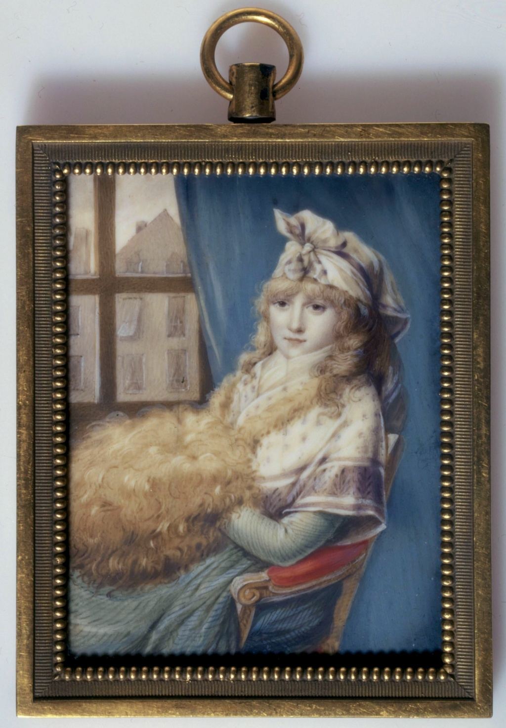 Galerie de portraits : Le manchon au XVIIIe siècle  - Page 3 Image_59