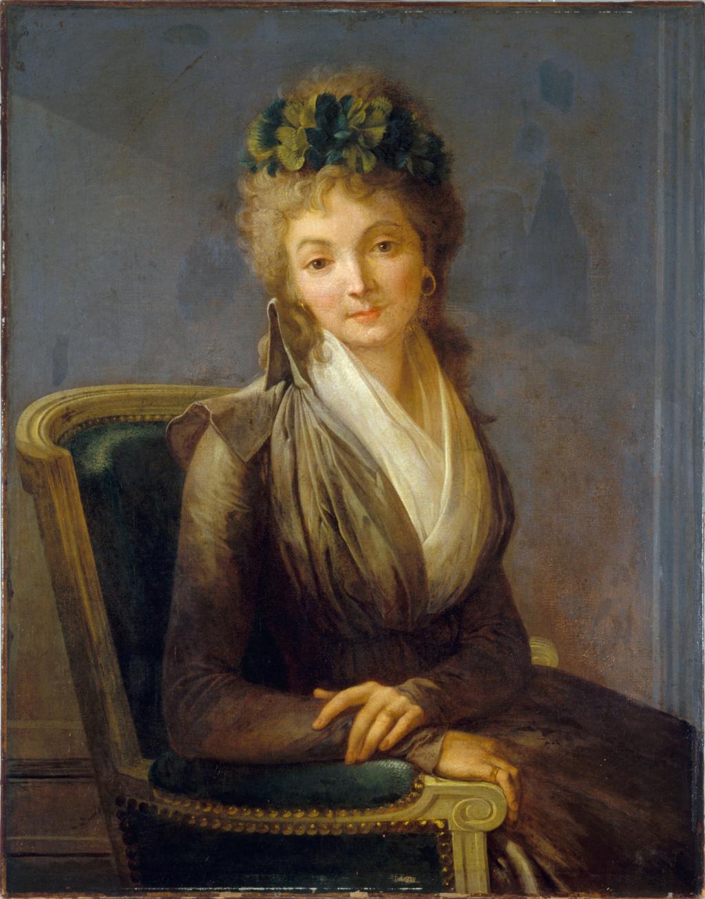 Galerie de portraits : Le manchon au XVIIIe siècle  - Page 3 Image_60