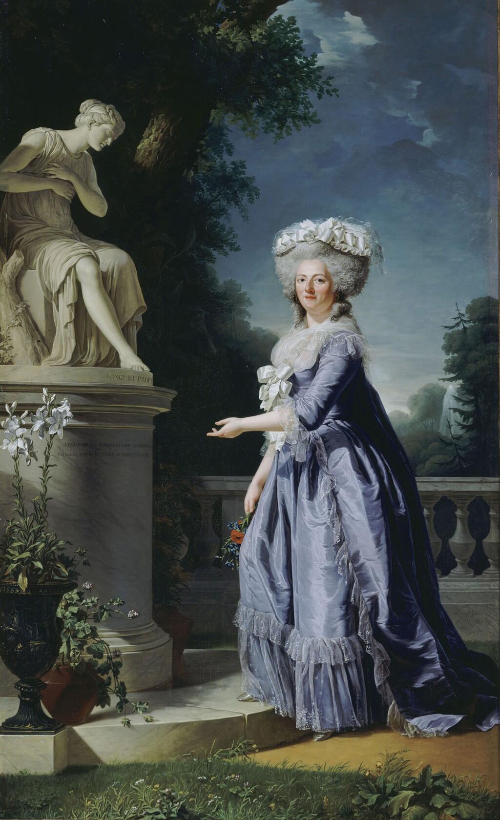 Mesdames, filles de Louis XV, les mal-aimées ? - Page 4 Imagep15