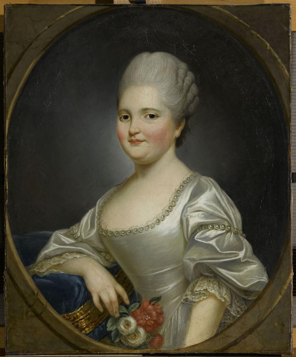 """La princesse Clotilde de France, dite Madame Clotilde, """"Gros Madame"""" Imagep44"""