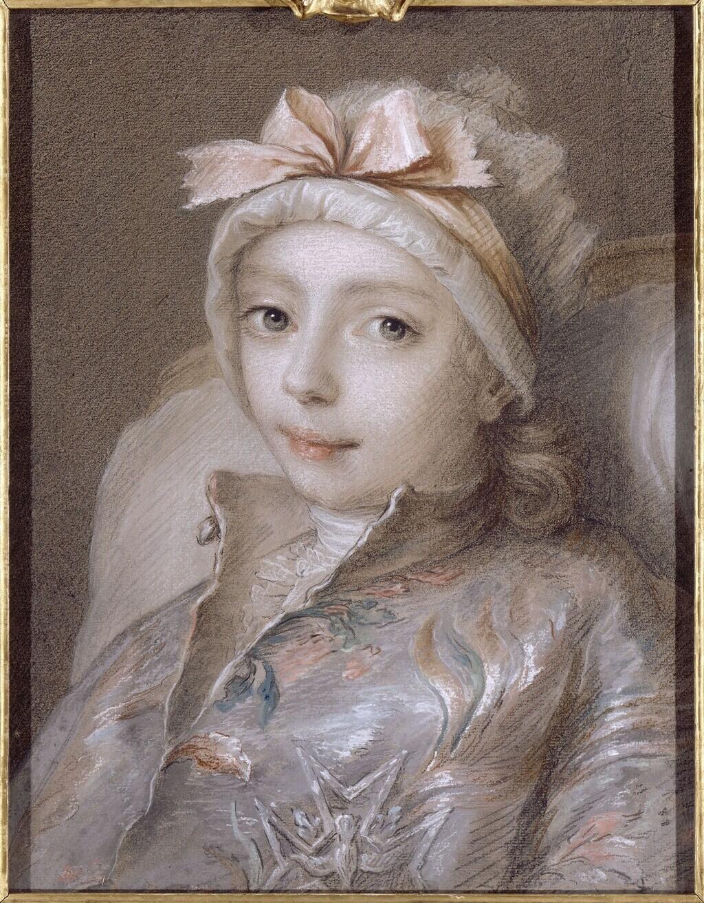 fredou - Portraits de Marie-Antoinette et de la famille royale, par Jean-Martial Frédou Imagep53