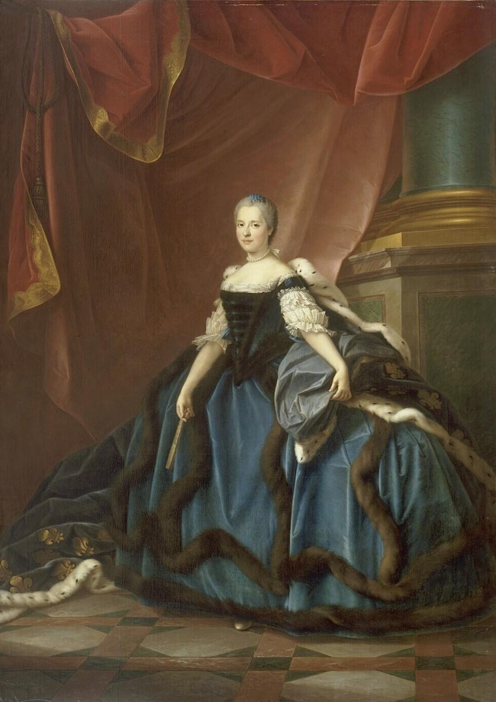 fredou - Portraits de Marie-Antoinette et de la famille royale, par Jean-Martial Frédou Imagep55
