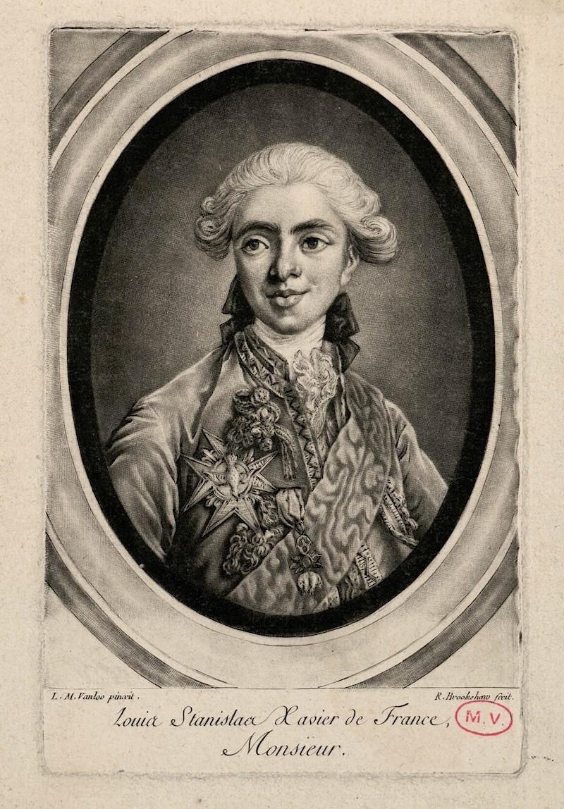 Portraits du comte d'Artois ou du comte de Provence par Van Loo ? Imagep57