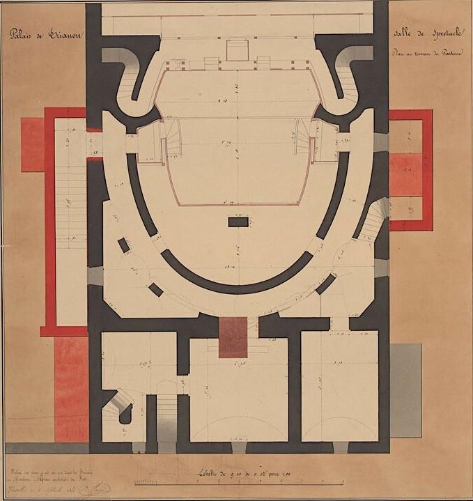 Le Théâtre de la reine (Trianon) : de la Révolution à la fin du XIXe siècle Imagep72