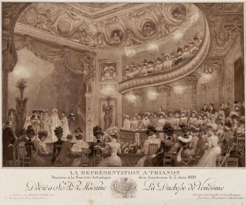 Le Théâtre de la reine (Trianon) : de la Révolution à la fin du XIXe siècle Imagep73