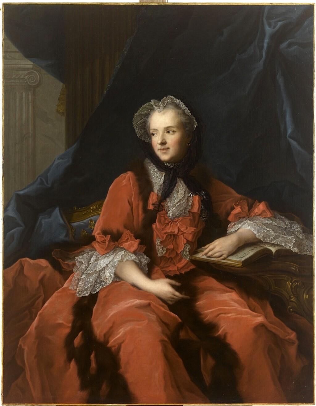 La reine Marie Leszczynska - Page 2 Imagep76