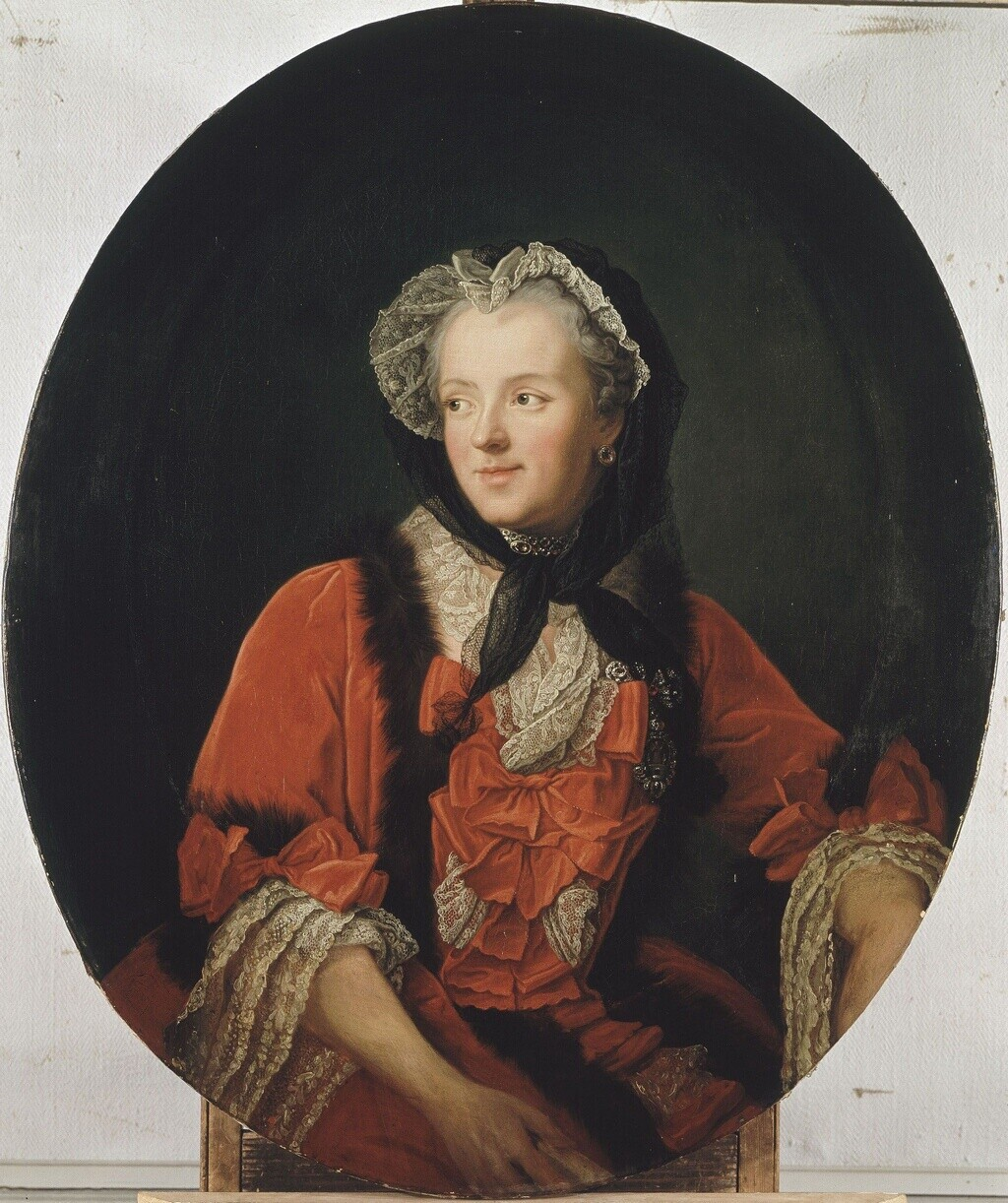 La reine Marie Leszczynska - Page 2 Imagep77