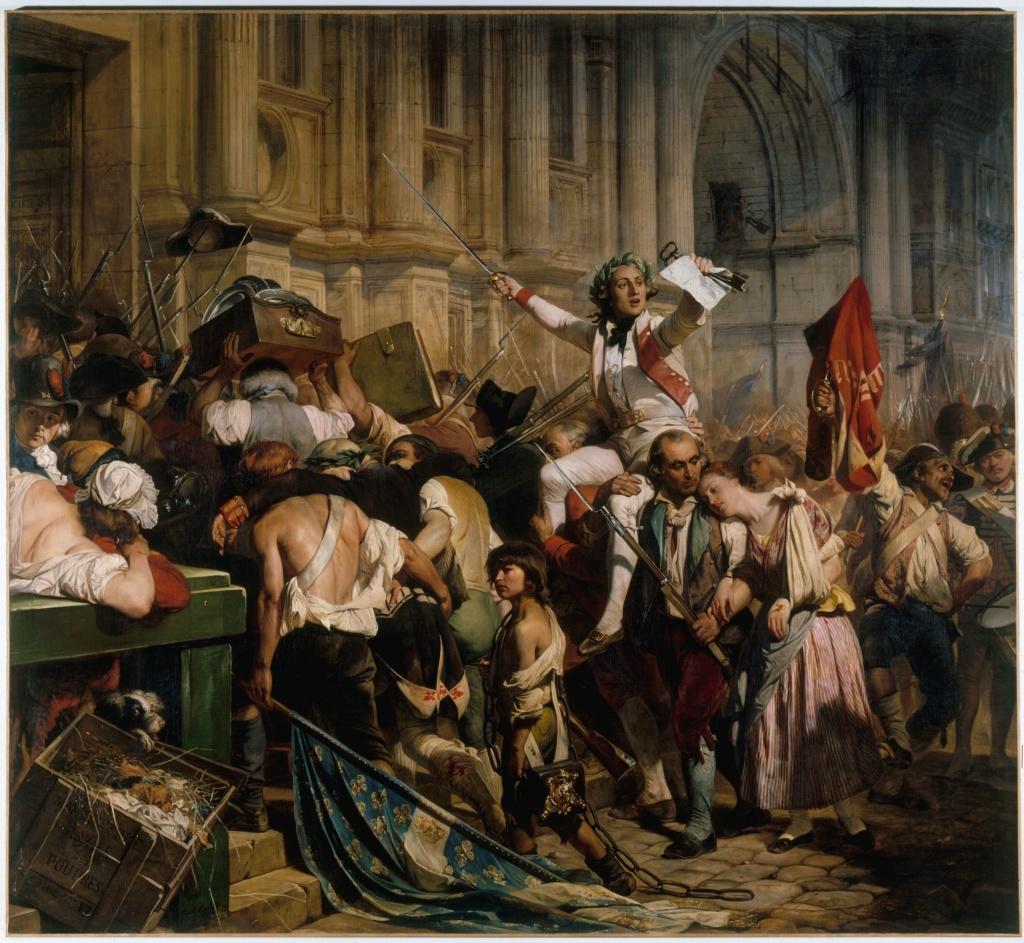 14 juillet 1789 : la  prise de la Bastille - Page 2 Img12712