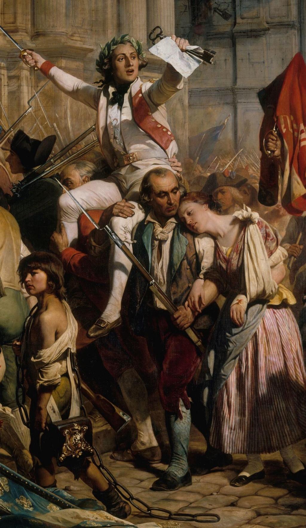 14 juillet 1789 : la  prise de la Bastille - Page 2 Img12713