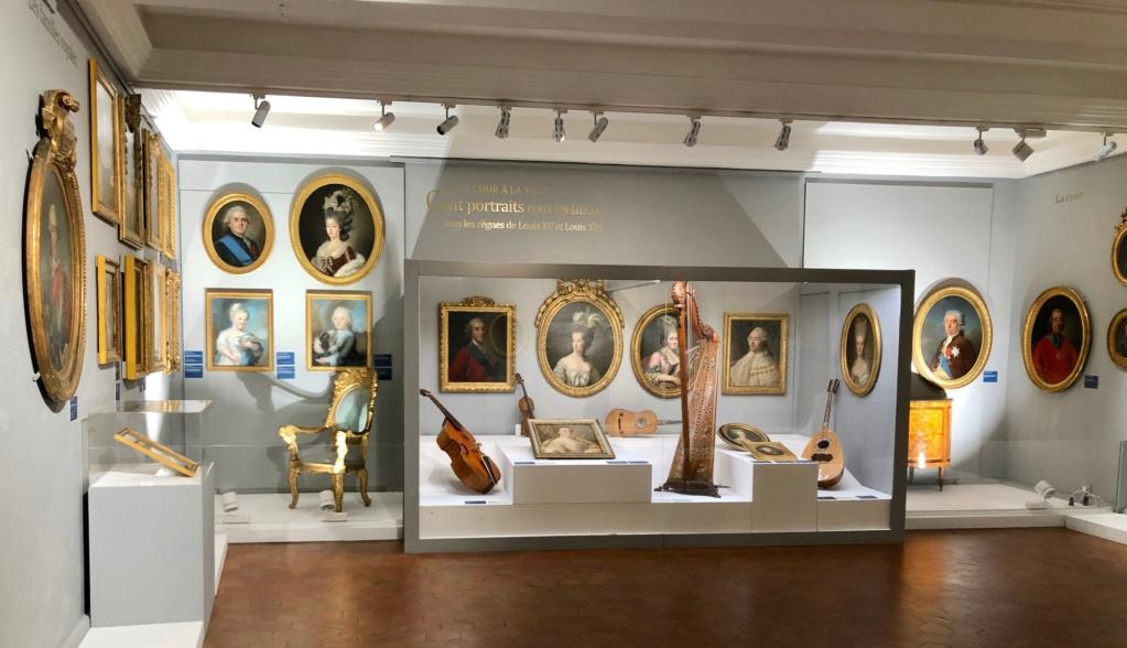 Cent portraits pour un siècle. Exposition au Musée Lambinet (Versailles) et Palais Lascaris (Nice) - Page 2 Img_0410