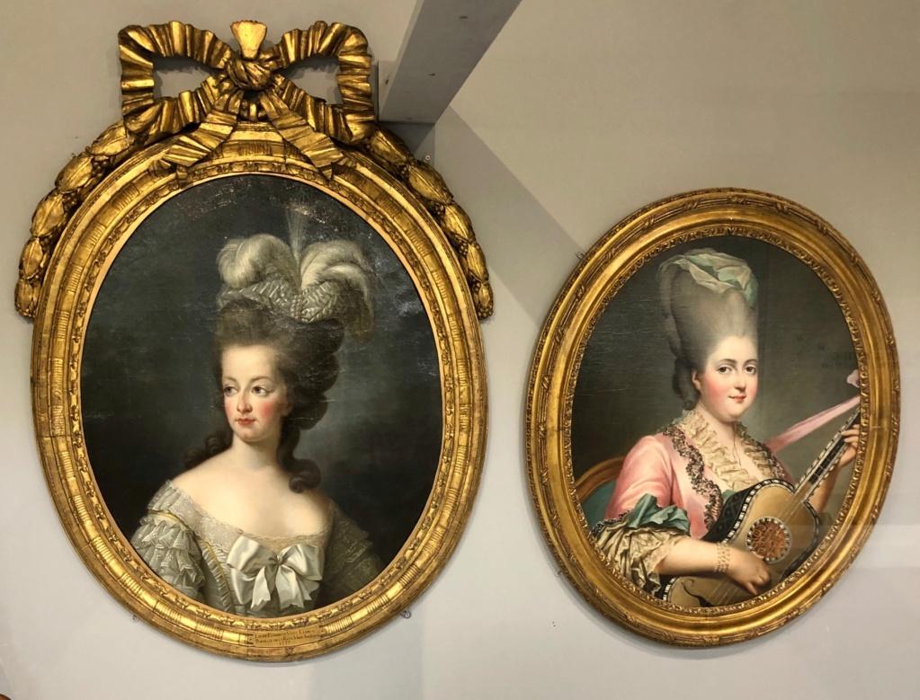 Cent portraits pour un siècle. Exposition au Musée Lambinet (Versailles) et Palais Lascaris (Nice) - Page 2 Img_0414