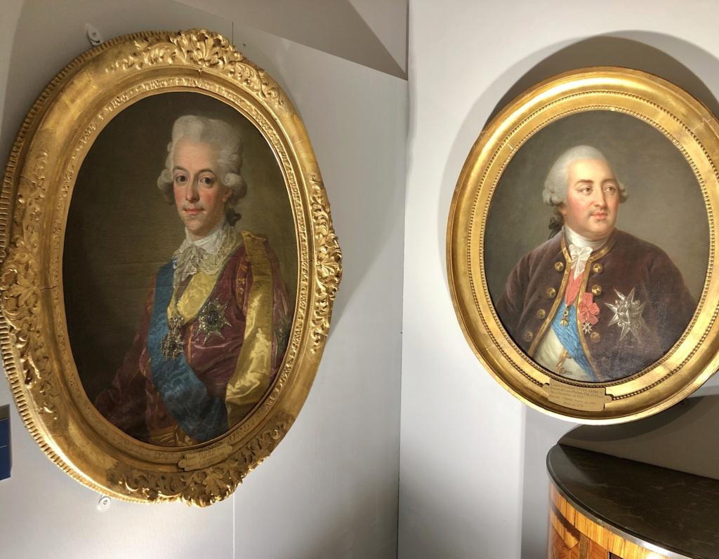 Cent portraits pour un siècle. Exposition au Musée Lambinet (Versailles) et Palais Lascaris (Nice) - Page 2 Img_0419