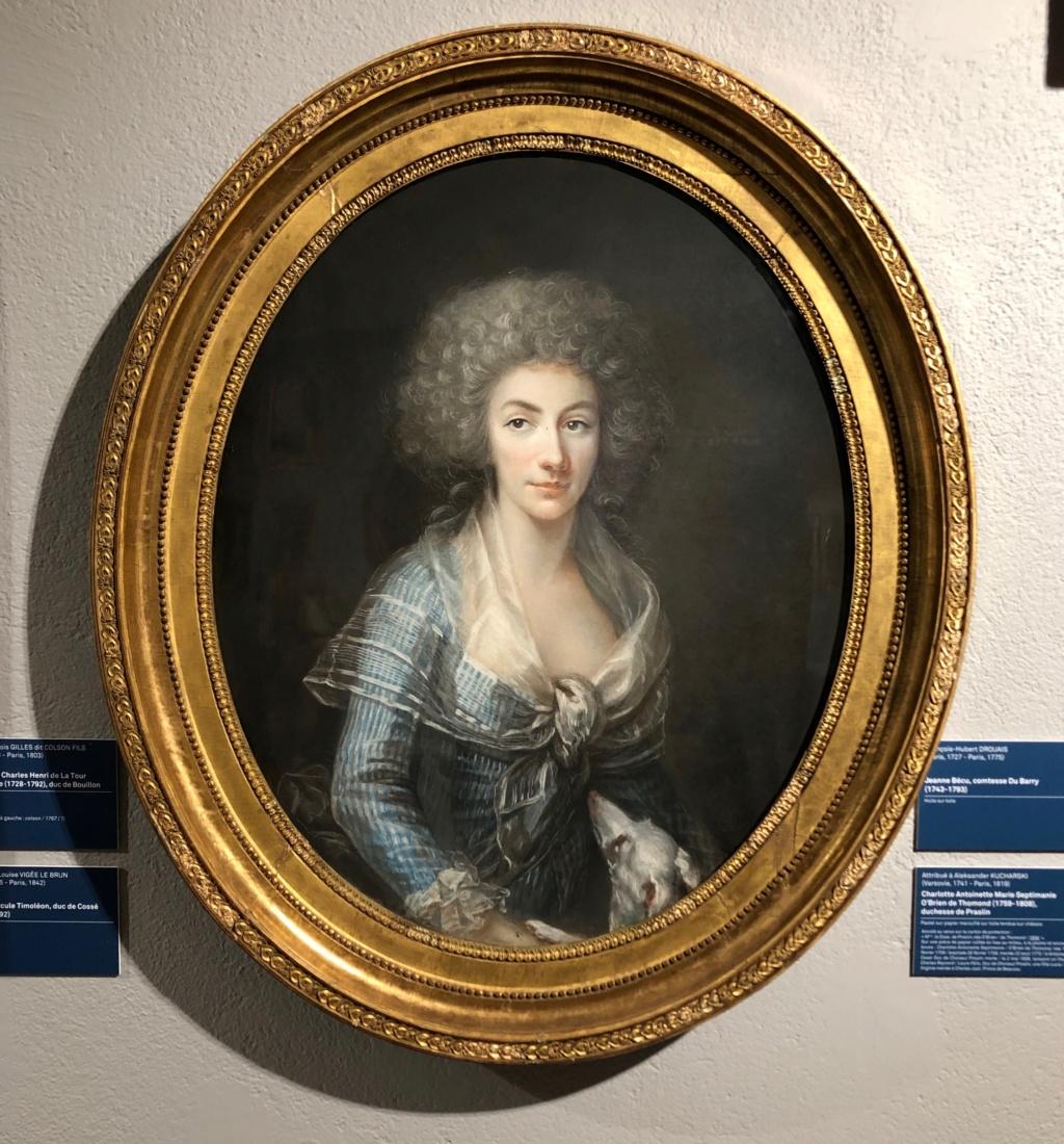 Cent portraits pour un siècle. Exposition au Musée Lambinet (Versailles) et Palais Lascaris (Nice) - Page 2 Img_0420