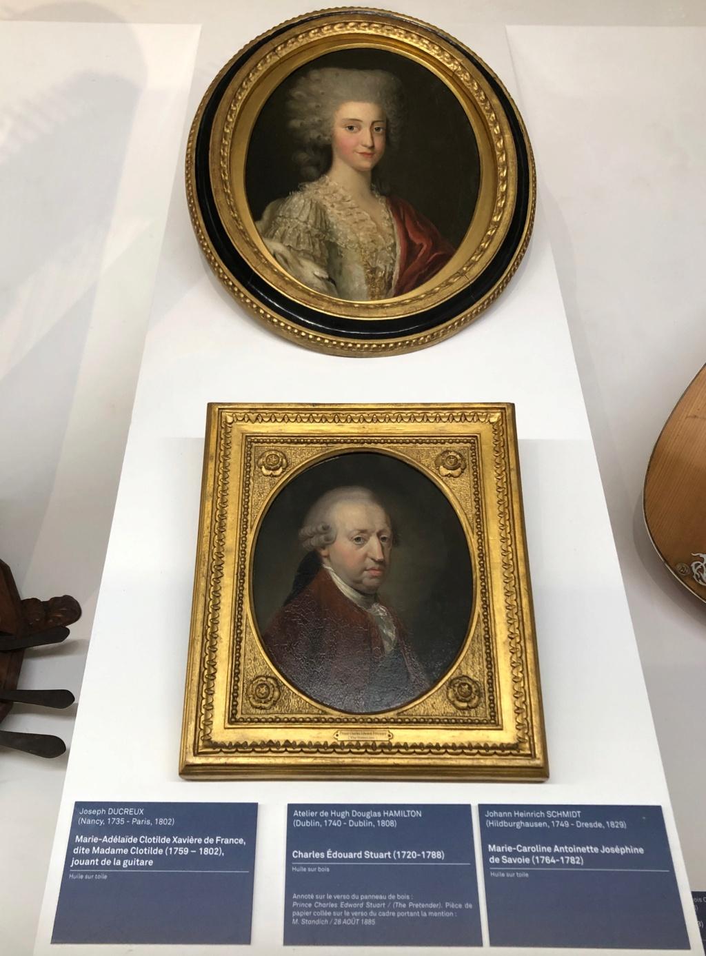 Cent portraits pour un siècle. Exposition au Musée Lambinet (Versailles) et Palais Lascaris (Nice) - Page 2 Img_0422