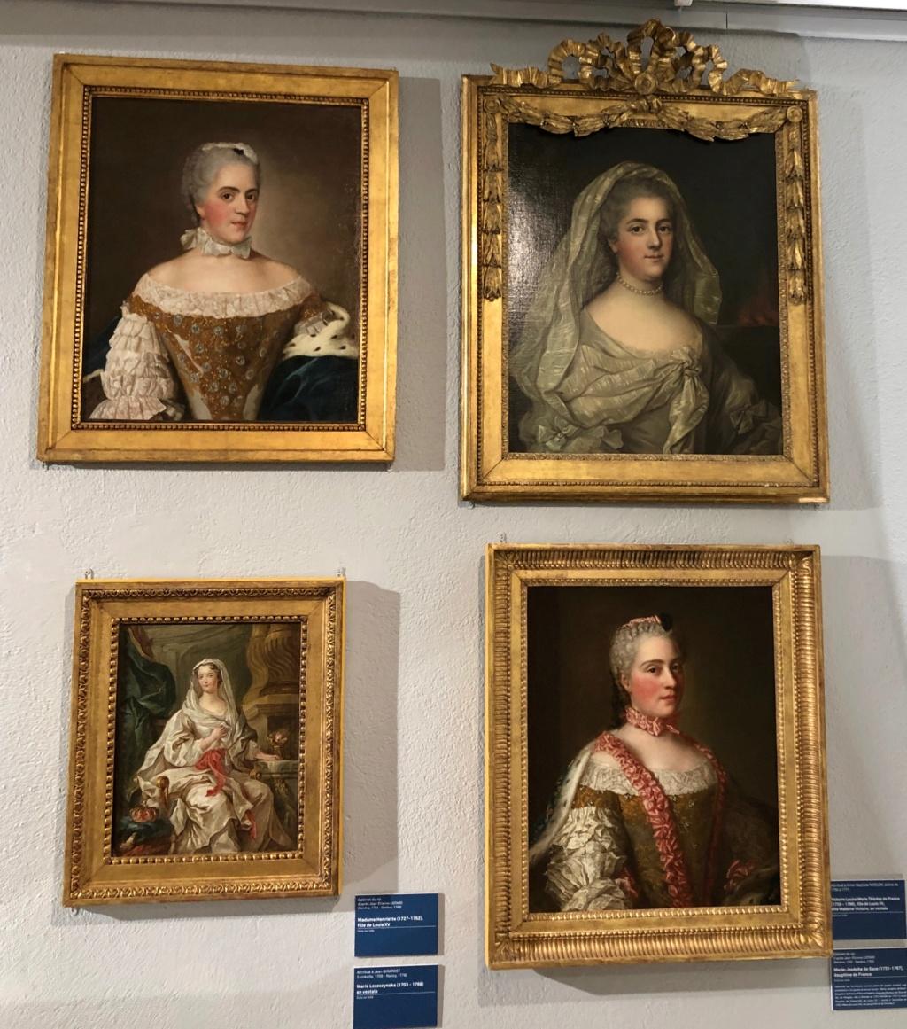 Cent portraits pour un siècle. Exposition au Musée Lambinet (Versailles) et Palais Lascaris (Nice) - Page 2 Img_0425