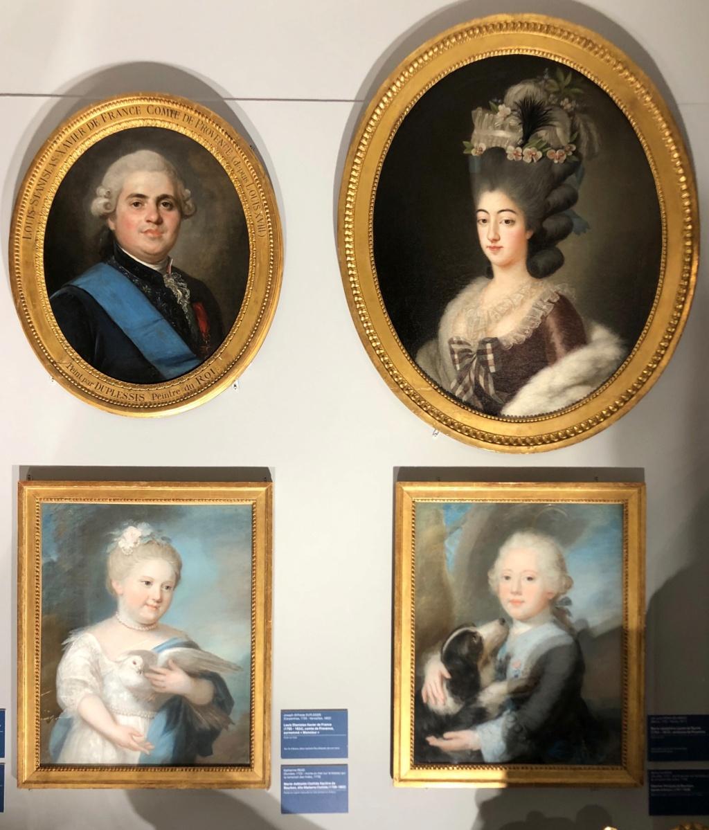 Cent portraits pour un siècle. Exposition au Musée Lambinet (Versailles) et Palais Lascaris (Nice) - Page 2 Img_0429