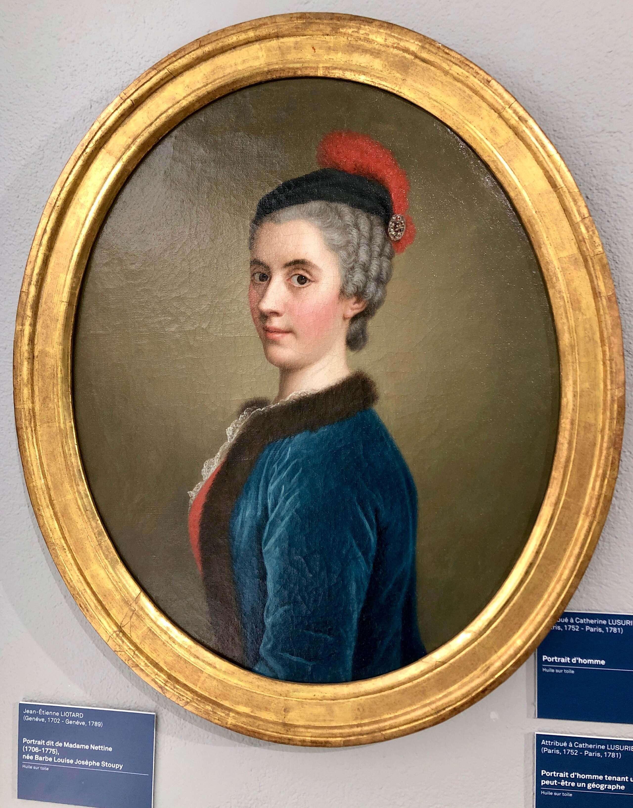 Cent portraits pour un siècle. Exposition au Musée Lambinet (Versailles) et Palais Lascaris (Nice) - Page 2 Img_0435