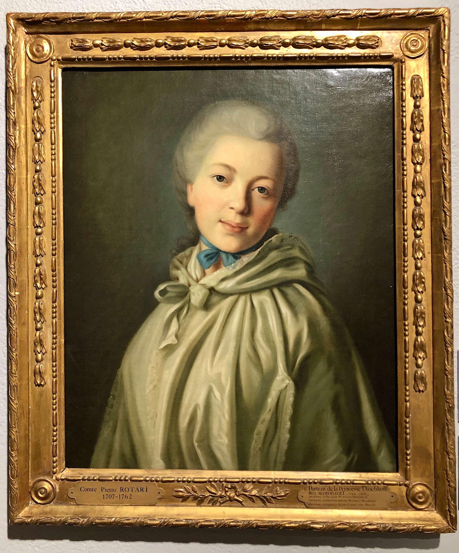 La princesse Daschkoff (Dachkov), dame d'honneur de Catherine II Img_0513