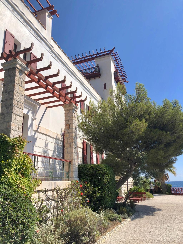 La villa Kerylos Img_0934