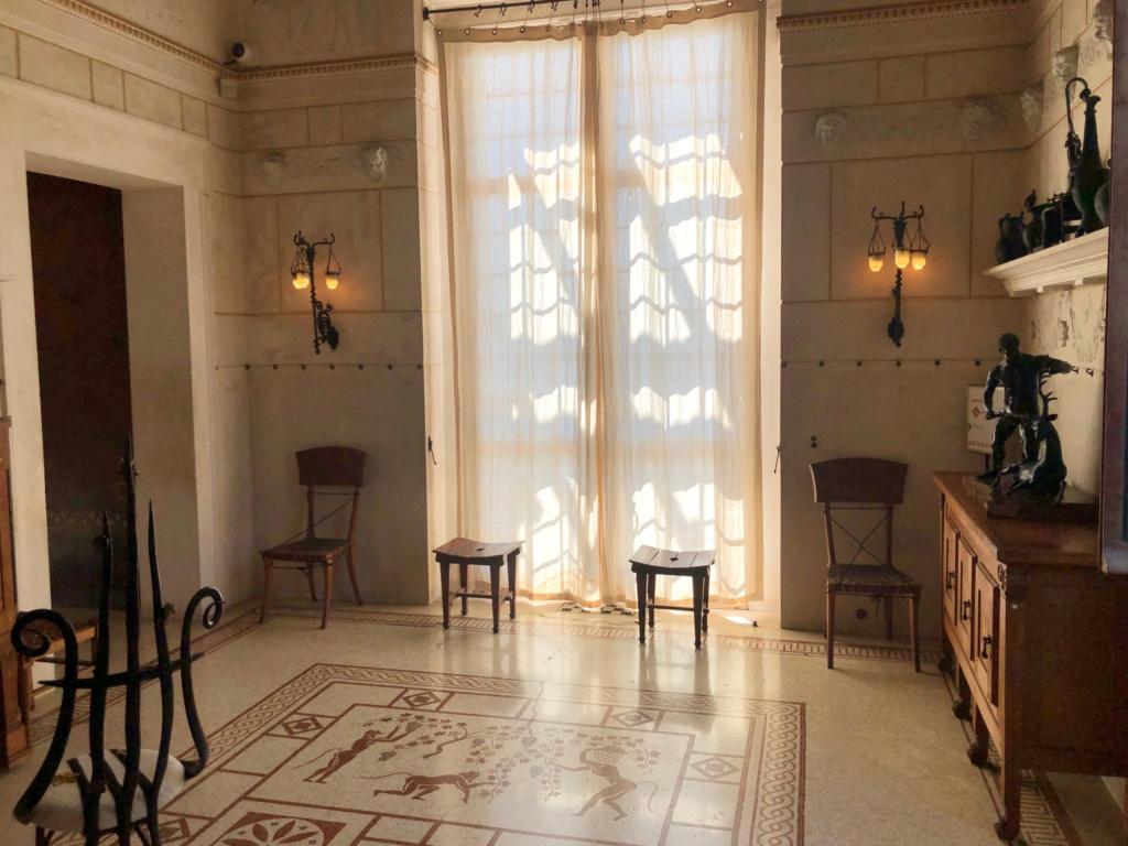 La villa Kerylos Img_0938