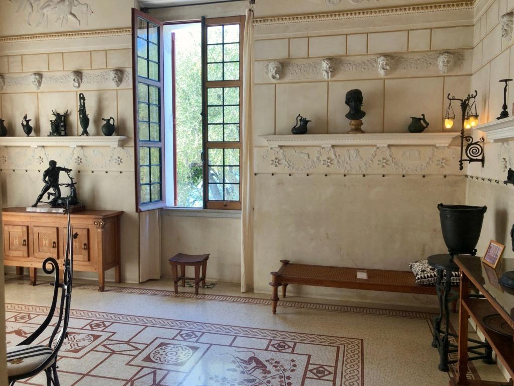 La villa Kerylos Img_0940