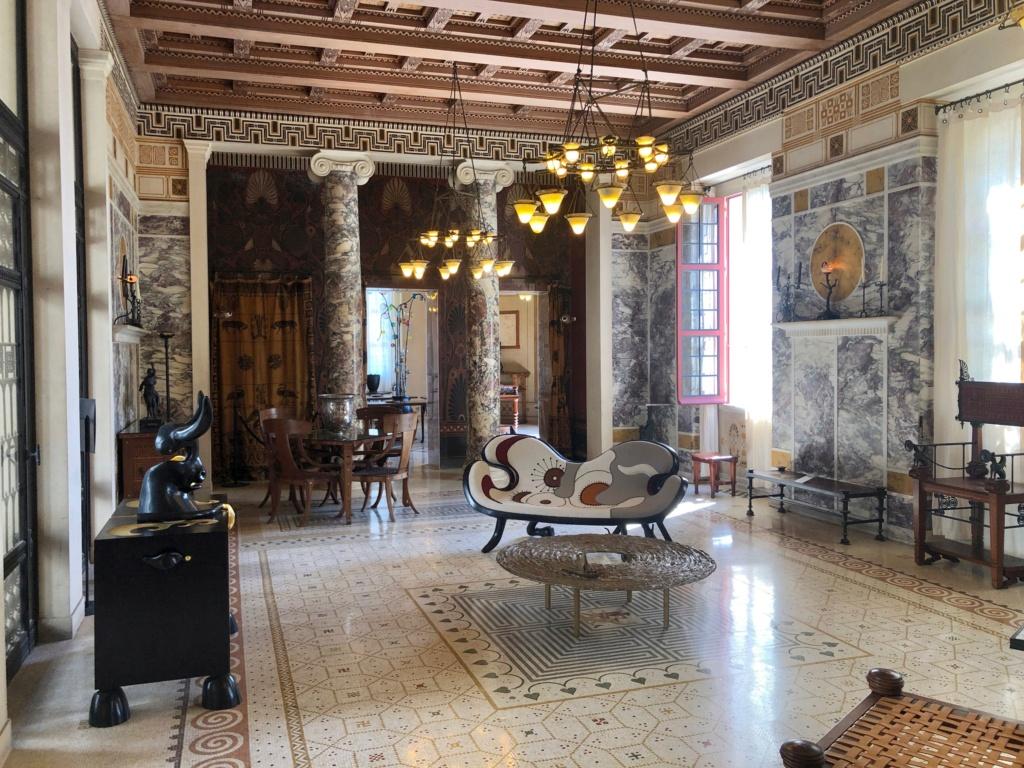 La villa Kerylos Img_0943