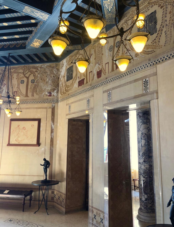 La villa Kerylos Img_0945
