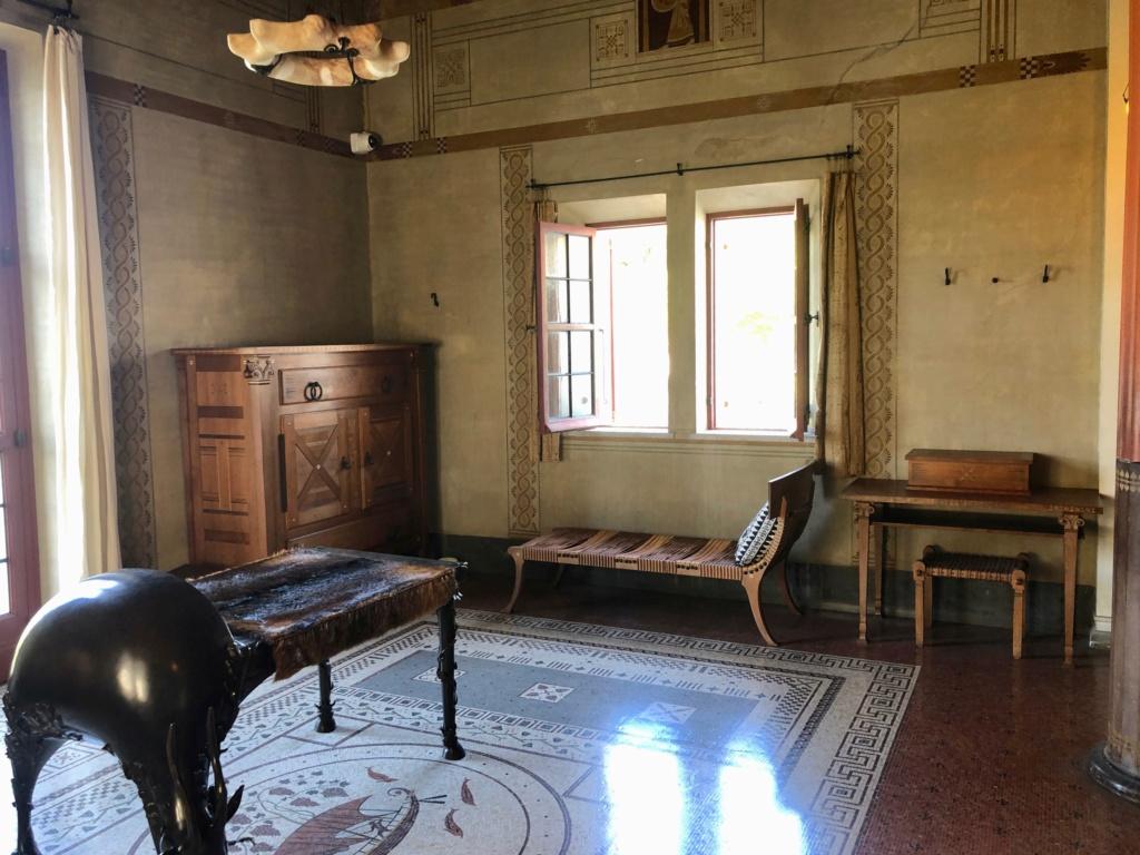 La villa Kerylos Img_0965