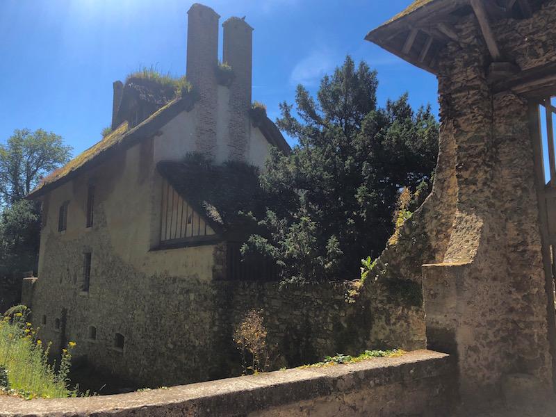 ferme - La ferme du hameau du Petit Trianon Img_1523