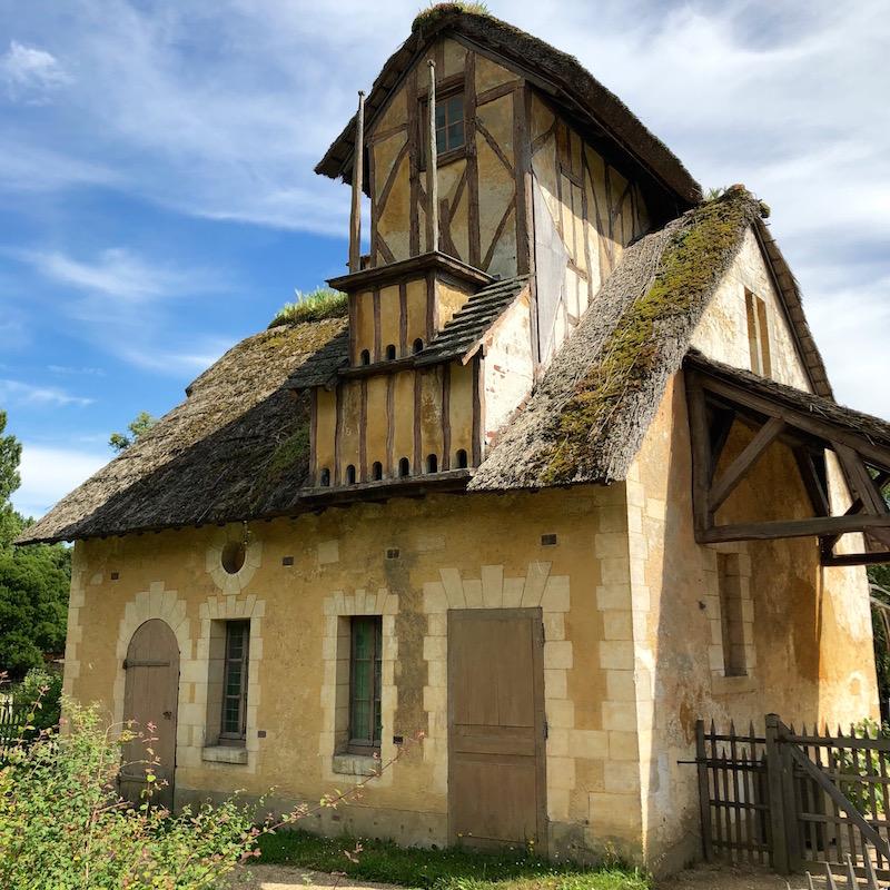 colombier - Le Colombier du Hameau du Petit Trianon Img_1533
