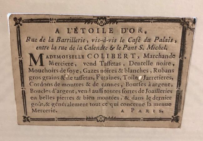 Exposition à Cognacq-Jay : La Fabrique du luxe - Les marchands merciers parisiens au XVIIIe siècle - Page 2 Img_2513