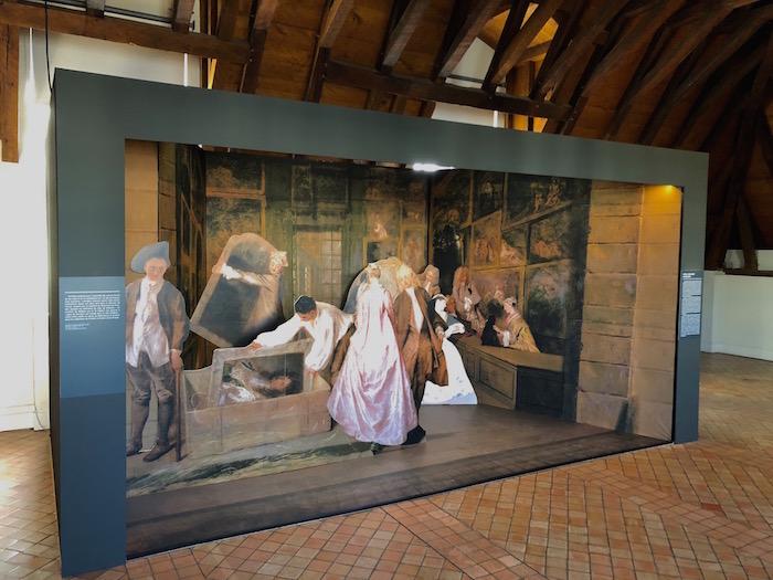 Exposition à Cognacq-Jay : La Fabrique du luxe - Les marchands merciers parisiens au XVIIIe siècle - Page 2 Img_2514