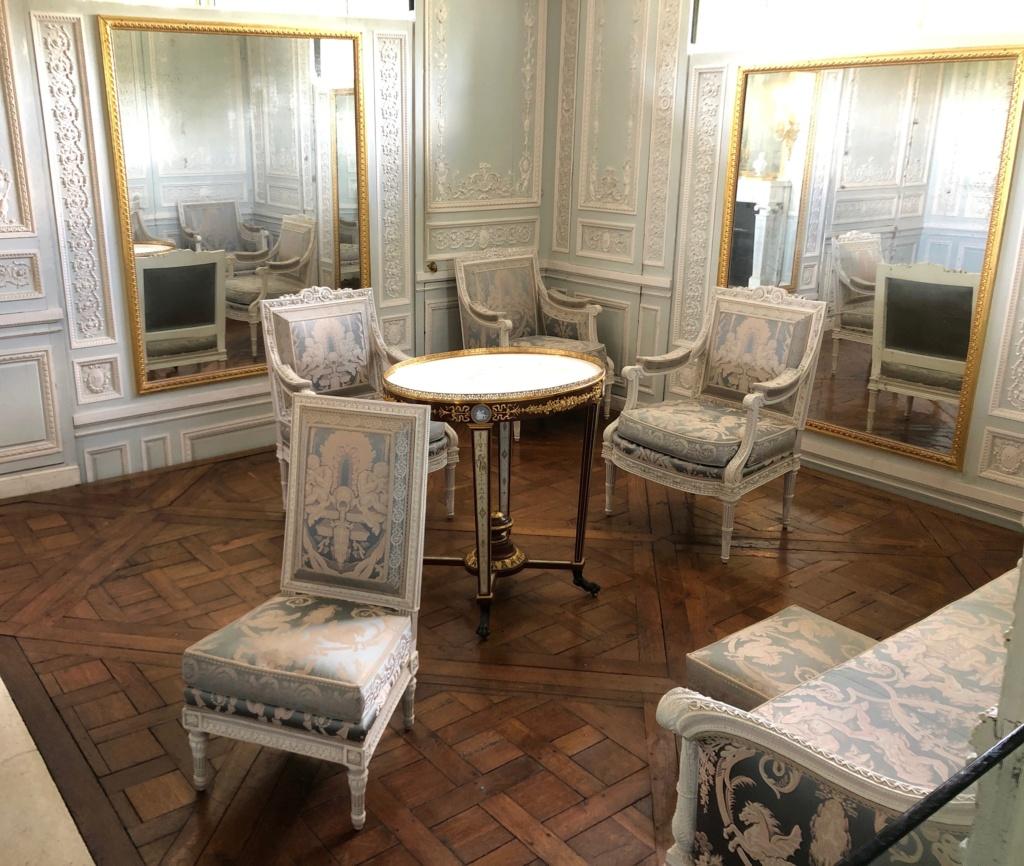 glaces - Boudoir ou Cabinet des glaces mouvantes au Petit Trianon Img_4719