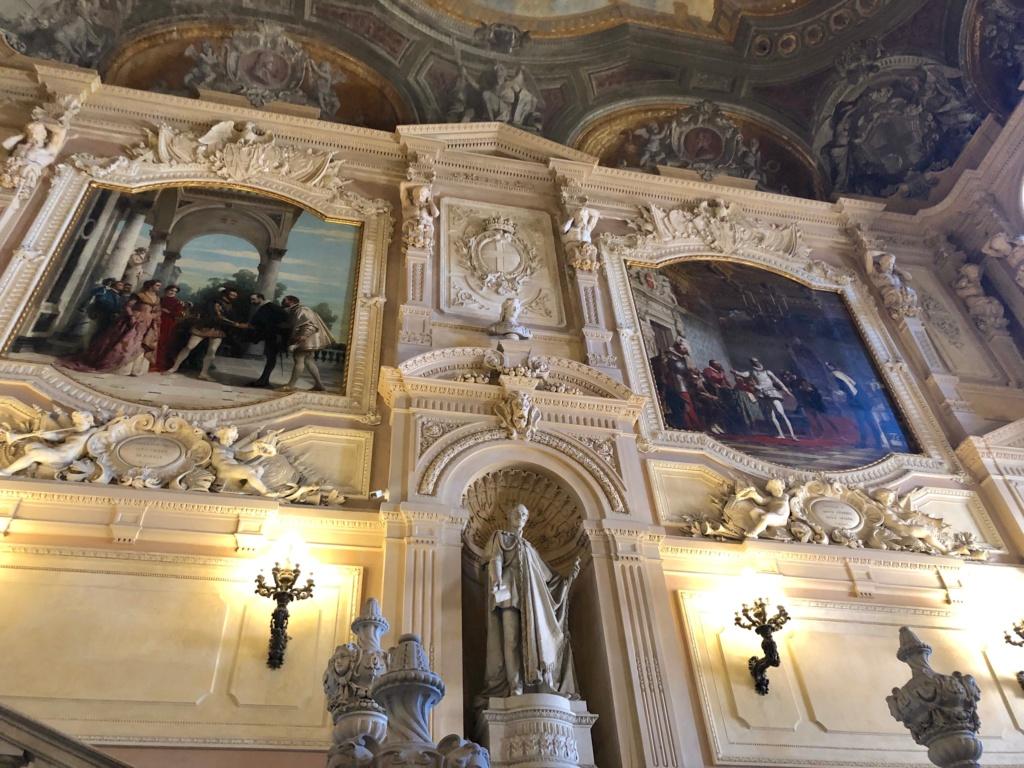 Le Palais royal de Turin (Palazzo Reale di Torino) Img_5312