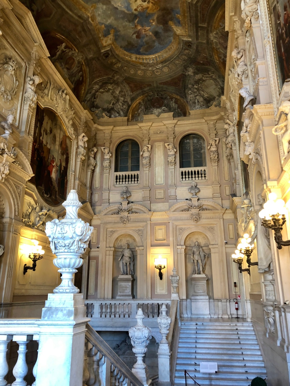 Le Palais royal de Turin (Palazzo Reale di Torino) Img_5313