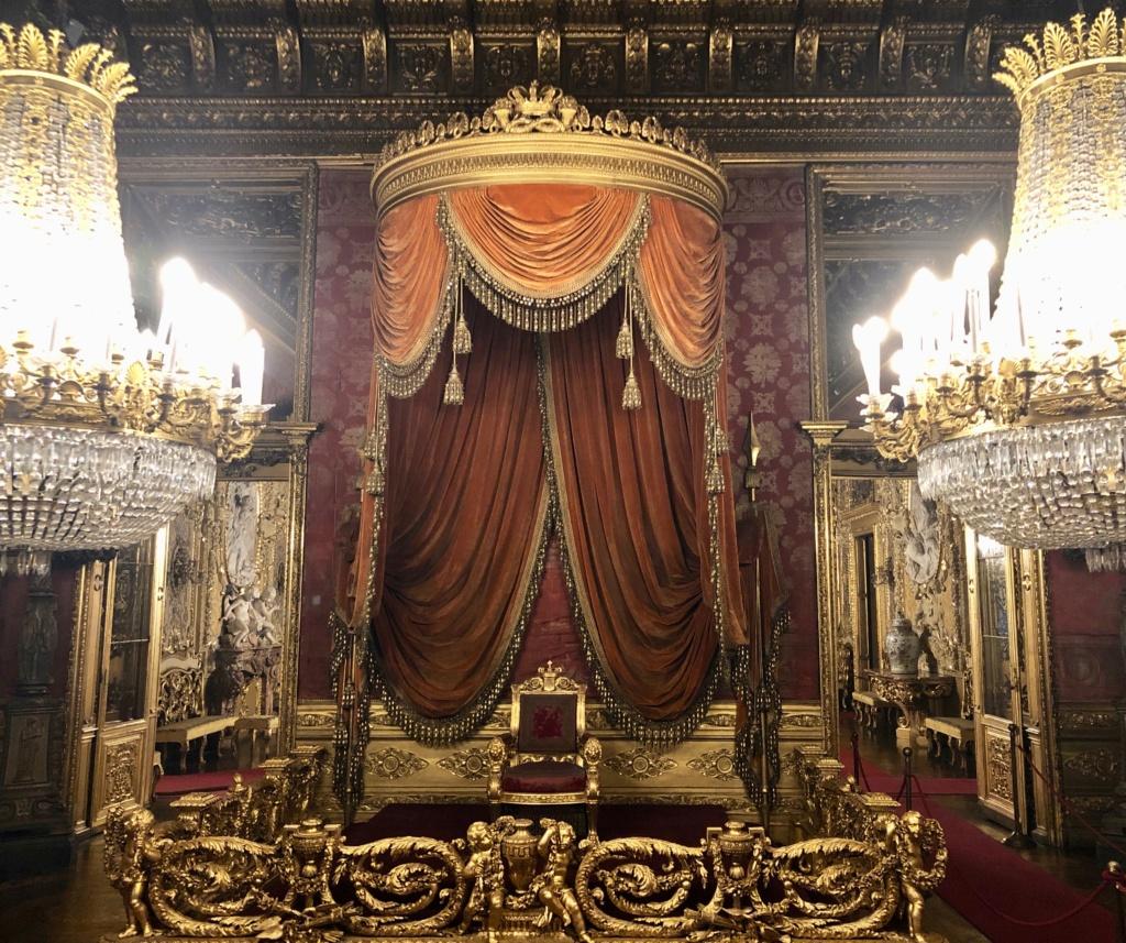 Le Palais royal de Turin (Palazzo Reale di Torino) Img_5316