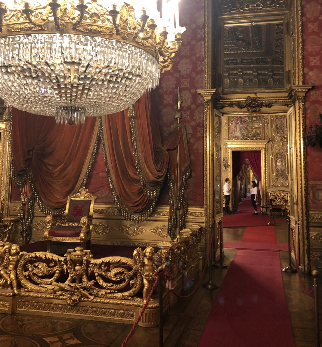 Le Palais royal de Turin (Palazzo Reale di Torino) Img_5318