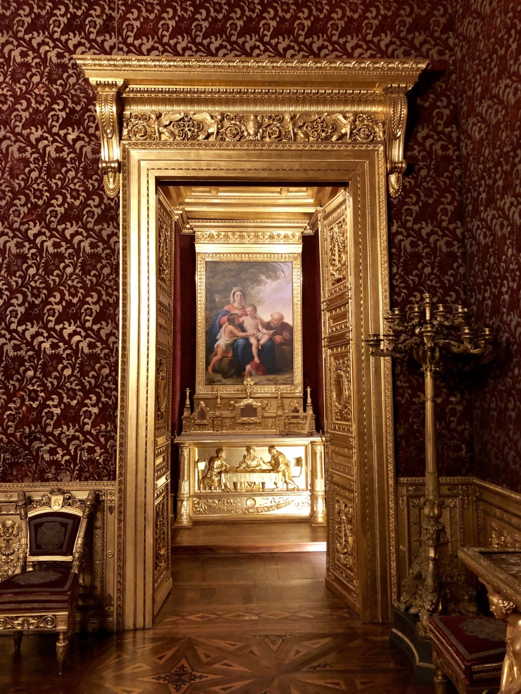 Le Palais royal de Turin (Palazzo Reale di Torino) Img_5321