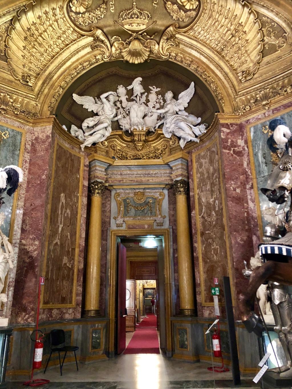 Le Palais royal de Turin (Palazzo Reale di Torino) Img_5336