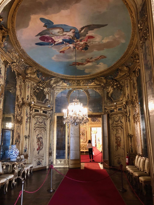 Le Palais royal de Turin (Palazzo Reale di Torino) Img_5341