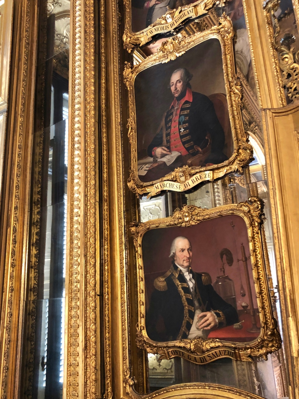 Le Palais royal de Turin (Palazzo Reale di Torino) Img_5342