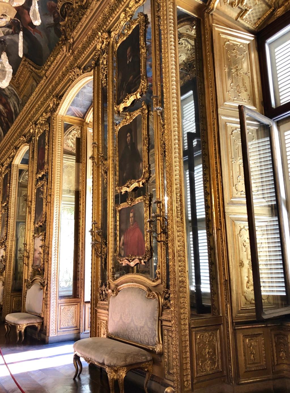 Le Palais royal de Turin (Palazzo Reale di Torino) Img_5343