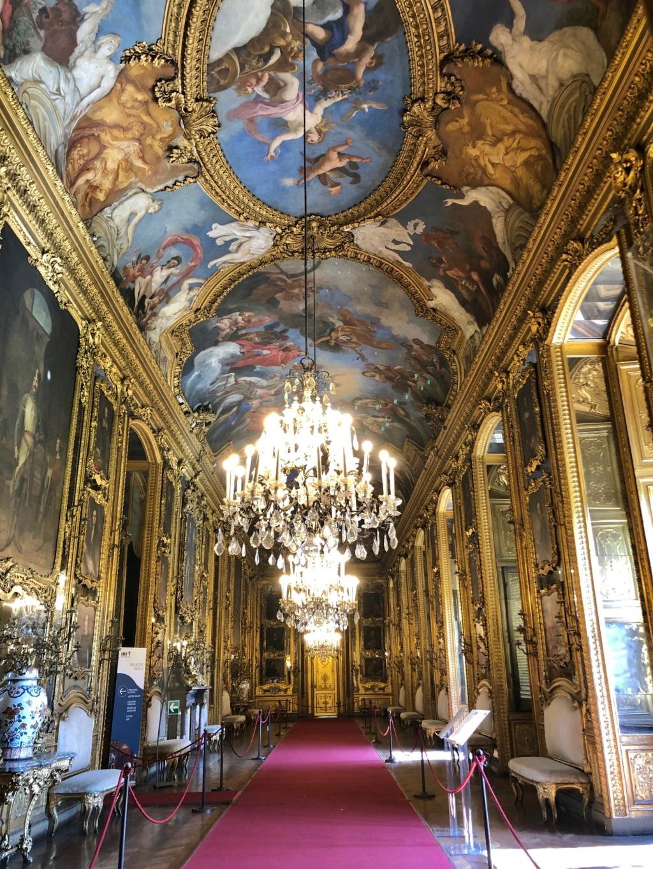 Le Palais royal de Turin (Palazzo Reale di Torino) Img_5344